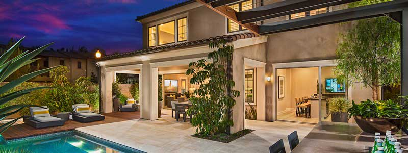Orange County New Homes